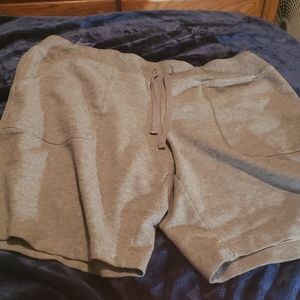 3 for $10/gray shorts.